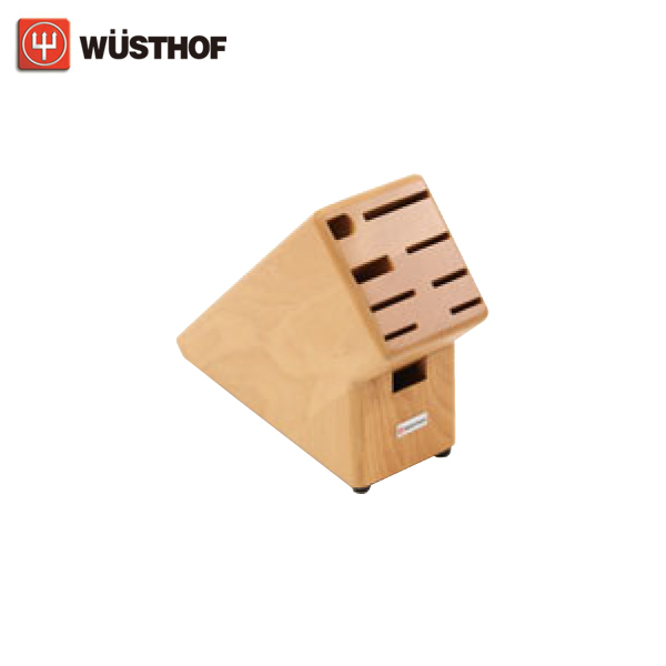 ヴォストフ:木製 ナイフブロック 7239 ナチュラル 3188400