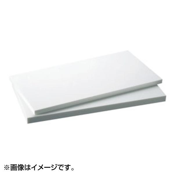 リス:業務用抗菌プラスチック まな板(両面シボ付) KM-4 6285300