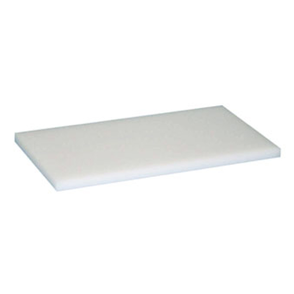 リス:業務用プラスチック まな板 (両面シボ付) M12 6049900
