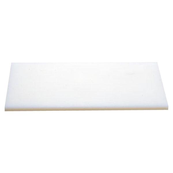 ヤマケン:K型プラスチックまな板 両面サンダー仕上 K6 30mm 4105420