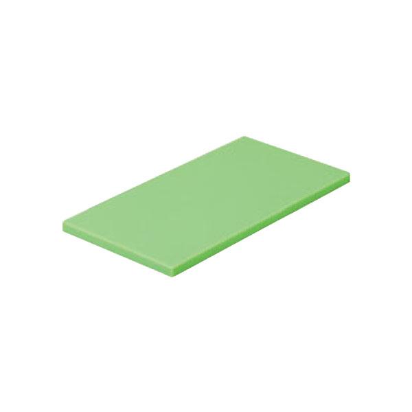トンボ:抗菌カラーまな板(両面シボ付) グリーン 6605970