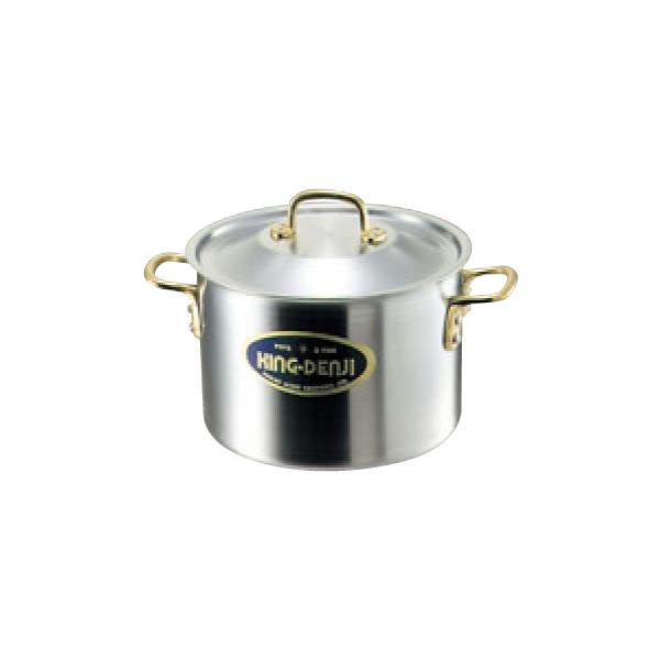 キングデンジ:半寸胴鍋 (目盛付) 4820900