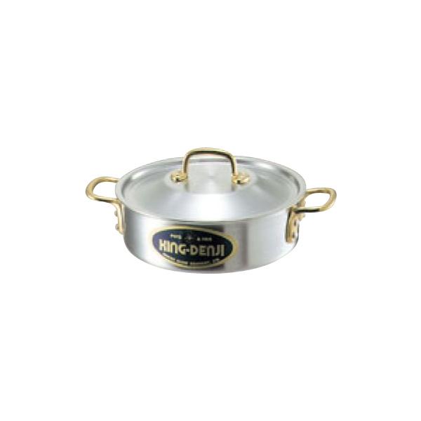 キングデンジ:外輪鍋 (目盛付) 4822000