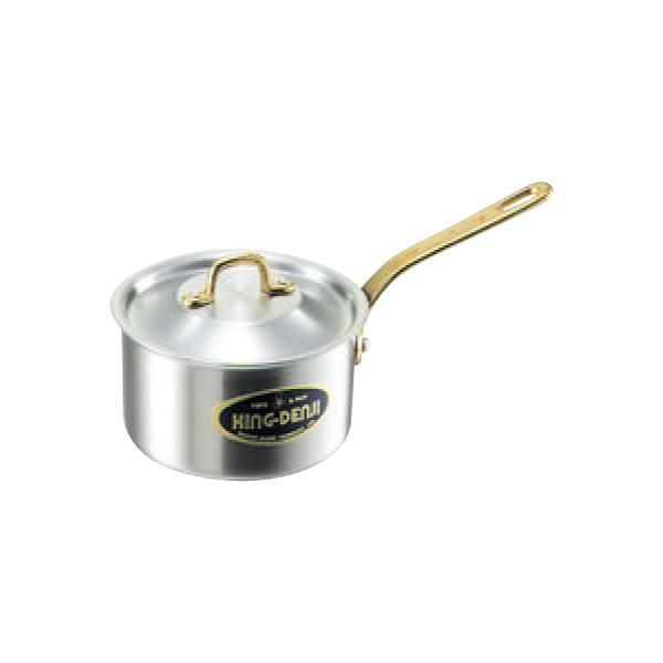 キングデンジ:深型片手鍋 (目盛付) 4822700