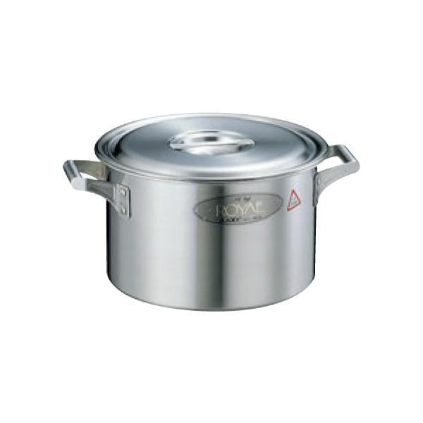 ロイヤル:18-10 ロイヤル 半寸胴鍋 3008800