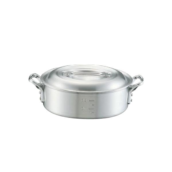 キング:アルミ 外輪鍋 (目盛付) 0090700