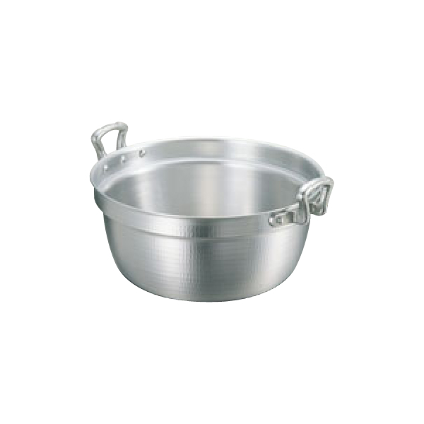 キング:アルミ 打出 料理鍋(目盛付) 0138000