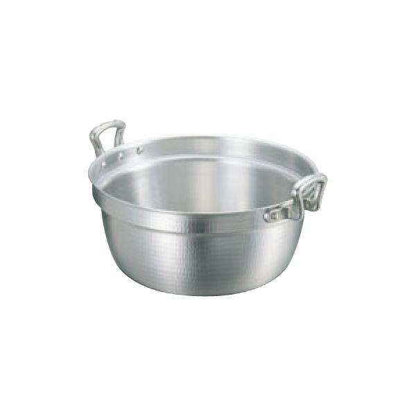 キング:アルミ 打出 料理鍋(目盛付) 0138100