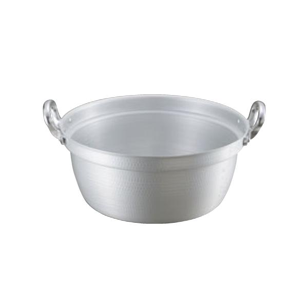 キング:アルマイト 打出 料理鍋 (目盛付) 7265100