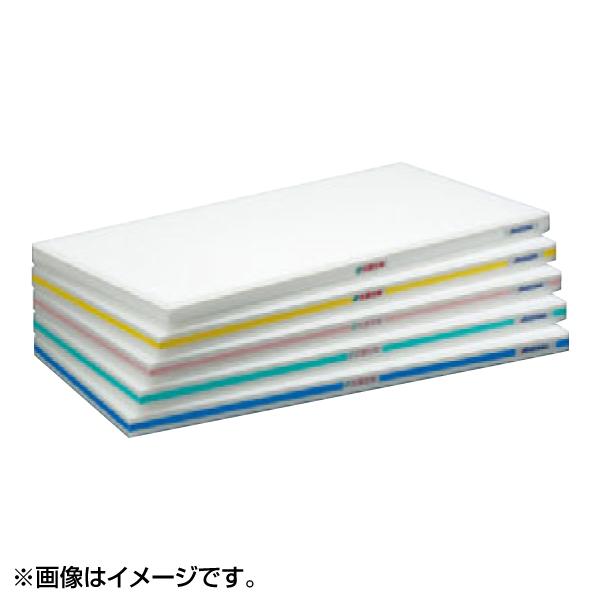 【代引不可】ポリエチレン抗菌 おとくまな板 OTK05 5層タイプ(両面シボ付) ピンク 1,200×450×40mm 4106812