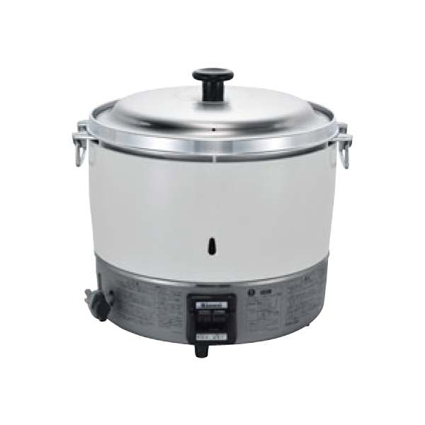リンナイ:ガス炊飯器 RR-40S1 13A 5875520