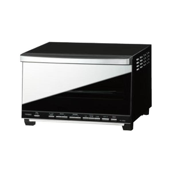 ミラーガラスオーブントースター TS-D057B 7759060