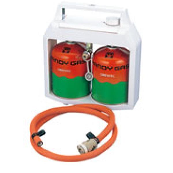 簡易 ガス供給機 サファイヤー(H)(ボンベ2本付) 1100800