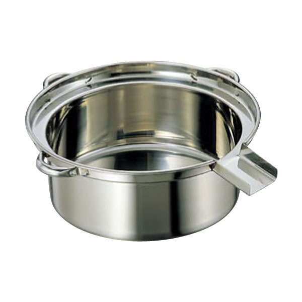 EBM:18-8 ゆで麺鍋 小 0867100