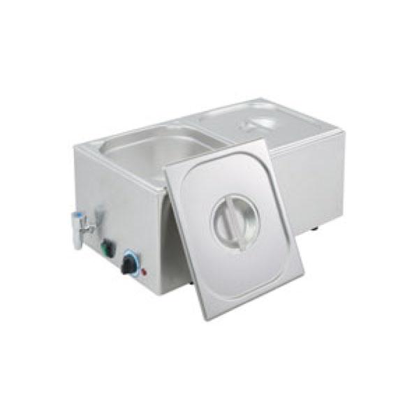 EBM:電気式フードウォーマー(湯煎式)1/2タイプ 3790100