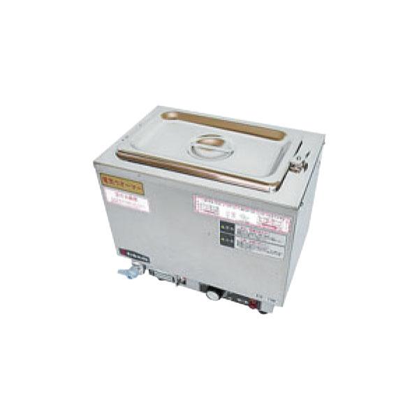 エイシン:18-8 電気 卓上 ウォーマー ヨコ型 ES-1W 0868900