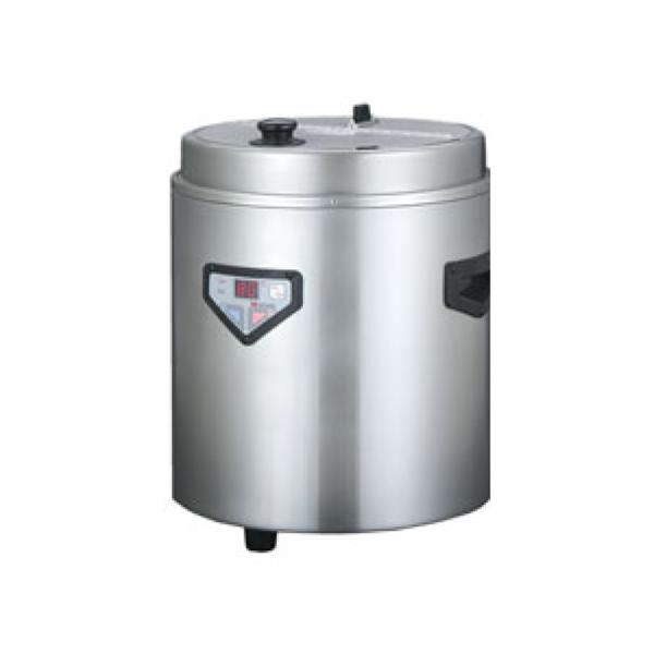 エバーホット:マイコン式 スープウォーマ-(蒸気熱保温方式)NMW-088 1647900
