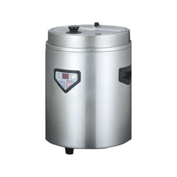 エバーホット:マイコン式 スープウォーマー(蒸気熱保温方式)NMW-128 3100410