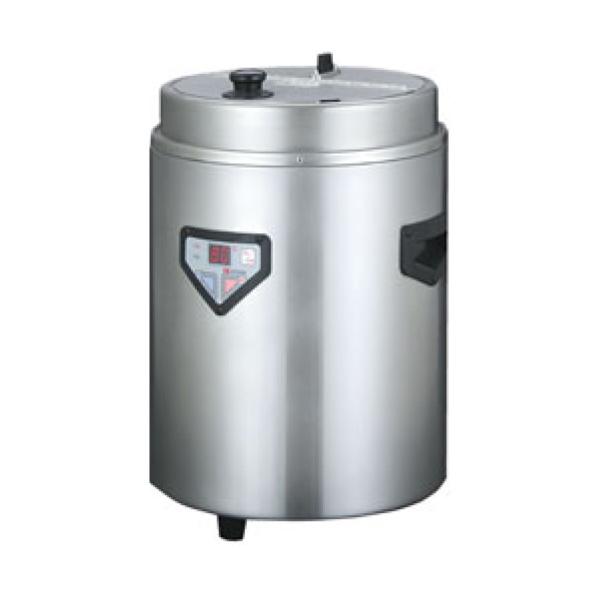 エバーホット:マイコン式 スープウォーマ-(蒸気熱保温方式)NMW-168 1617100