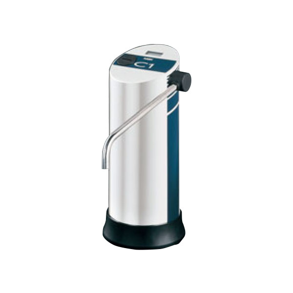 ファインセラミック 浄水器 C-1 ブルー CW-101 8763100