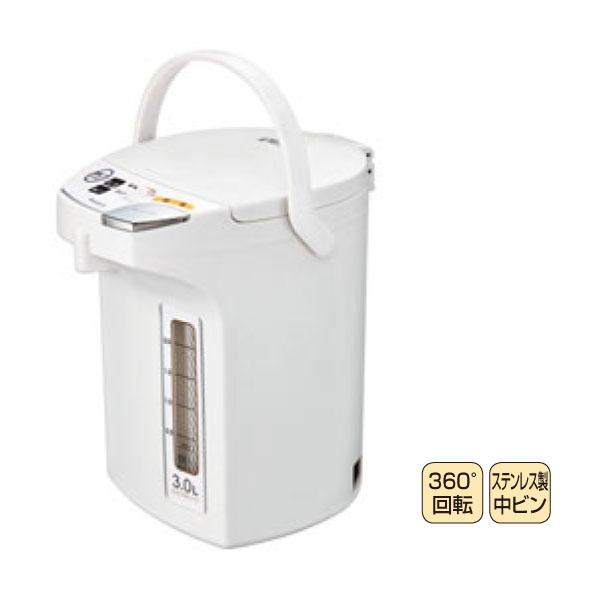 ピーコック:電動給湯ポット WMJ-30(W) 5548630