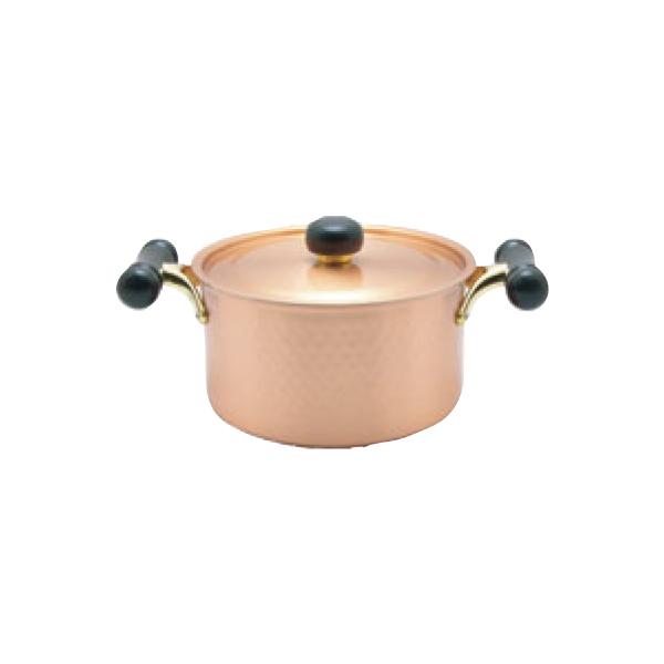 アンティック:銅IHアンティック両手鍋 IH-102 3111000