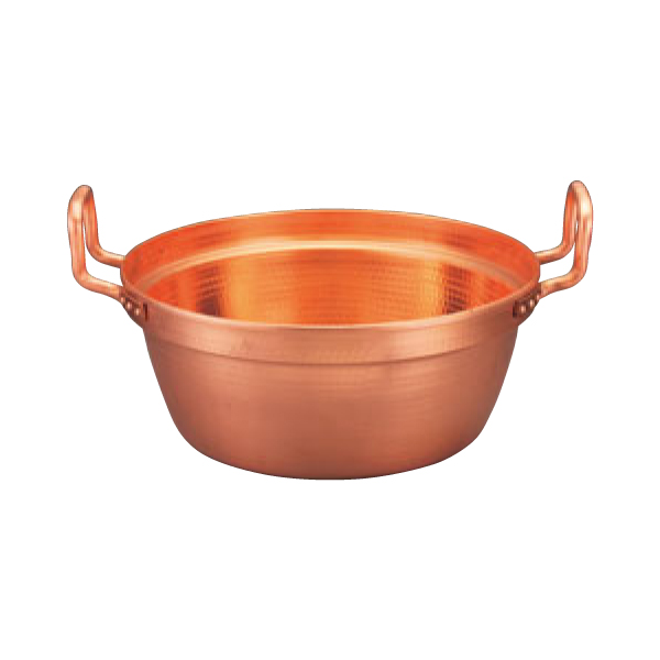 EBM:銅 段付鍋 錫引きなし 4000310