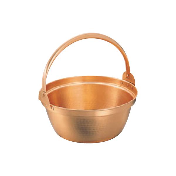 銅 山菜鍋 (錫引きなし) 0143100