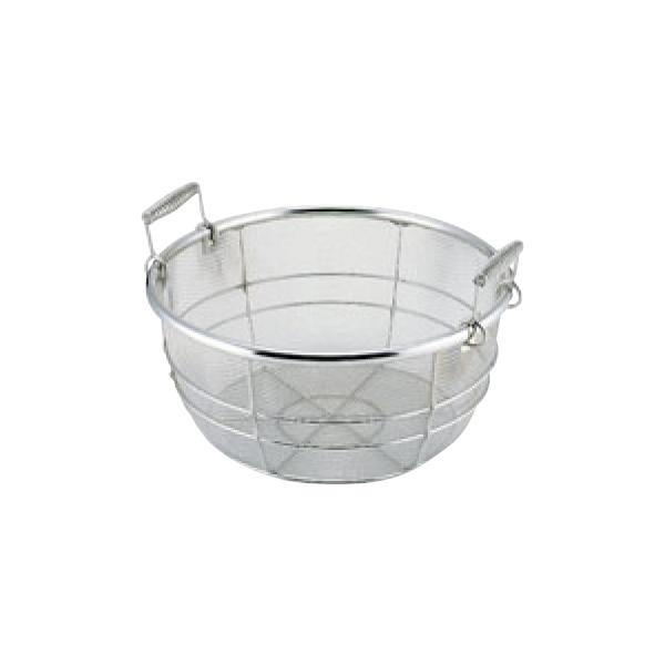18-8 料理鍋用 揚げザル(手付) 5704000