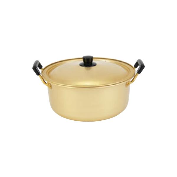 しゅう酸 アルマイト 実用鍋 5066501
