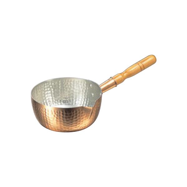 銅 片口・打出 雪平鍋 0180900