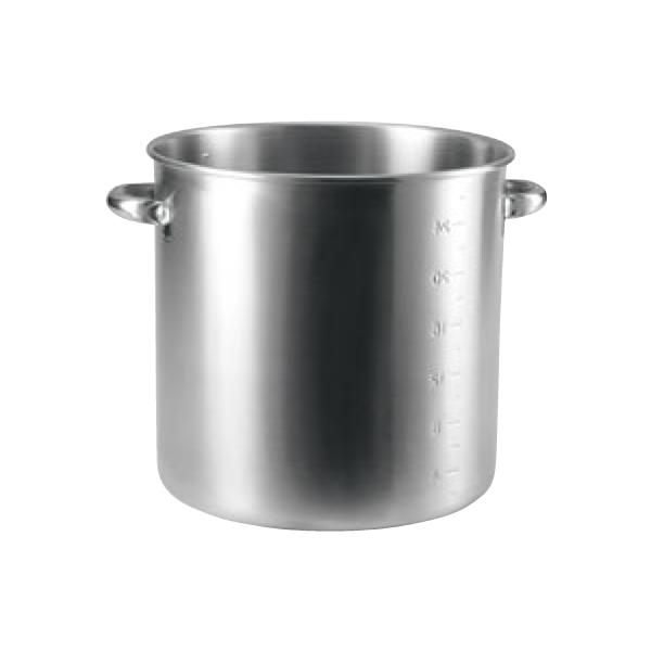 19-0 電磁対応 寸胴鍋(蓋無)目盛付 1865500