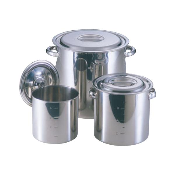 EBM:18-8 寸胴鍋・キッチンポット( 目盛付) 0003400