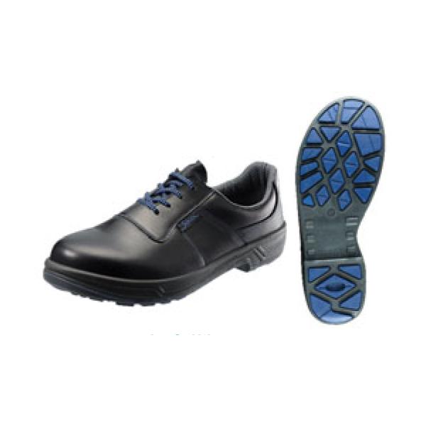 シモン:安全靴 8511 黒 24.5cm 5809200