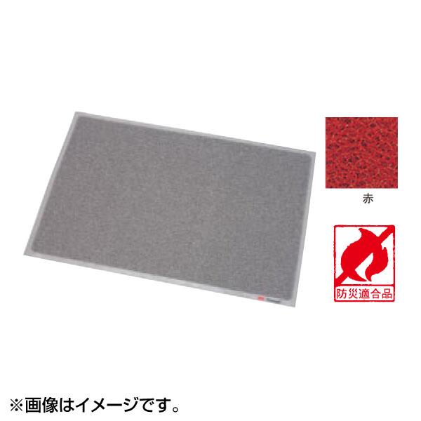 3M:スタンダード・クッション (裏地付) 赤 900×1,200mm 5173300