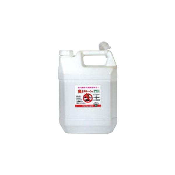 害虫忌避剤 虫いや~ん L20:L31散布用液剤 4L 0162300