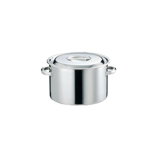EBM:18-8 半寸胴鍋(目盛付) 0004400
