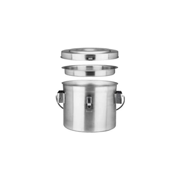 サーモス:18-8 保温食缶 シャトルドラム(内フタ式) GBC-04 8051000