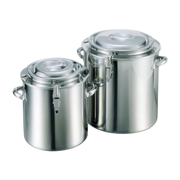 EBM:18-8 湯煎鍋 セット 0056000