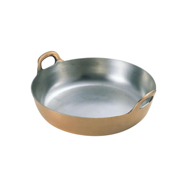 EBM:銅 プレス 揚鍋 0226100