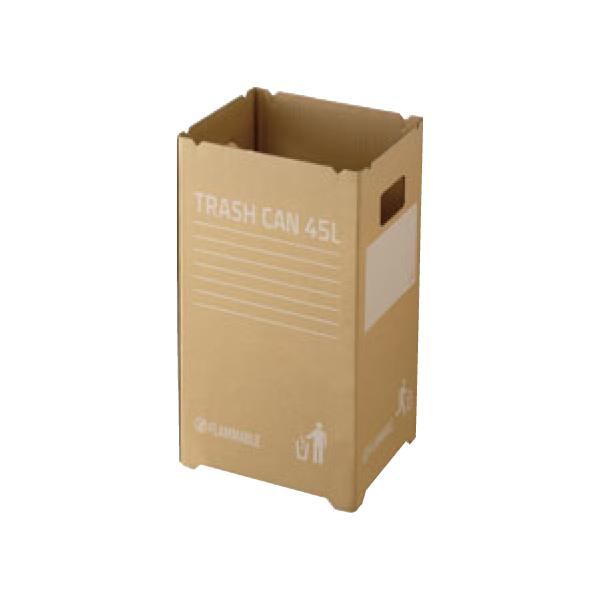 リス:ダンボールゴミ箱 (10枚入) 90L 5883700