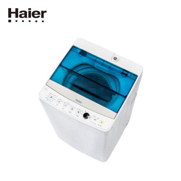 ハイアール:全自動洗濯機 JW-C45A (W) 5687550