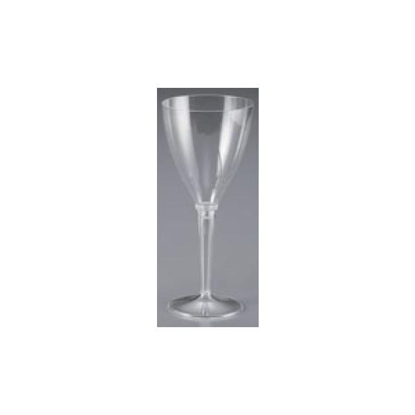 使い捨てグラス クリア (100 本入) ワイン 4026700