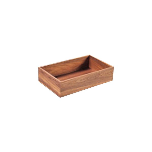 木製 システム ボックス ブラウン 1564020