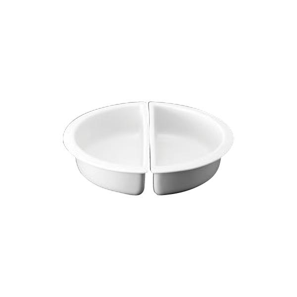 スマートチューフィング 専用陶器 1/2Lセット 2分割 JW-400( 2枚組) 4253000