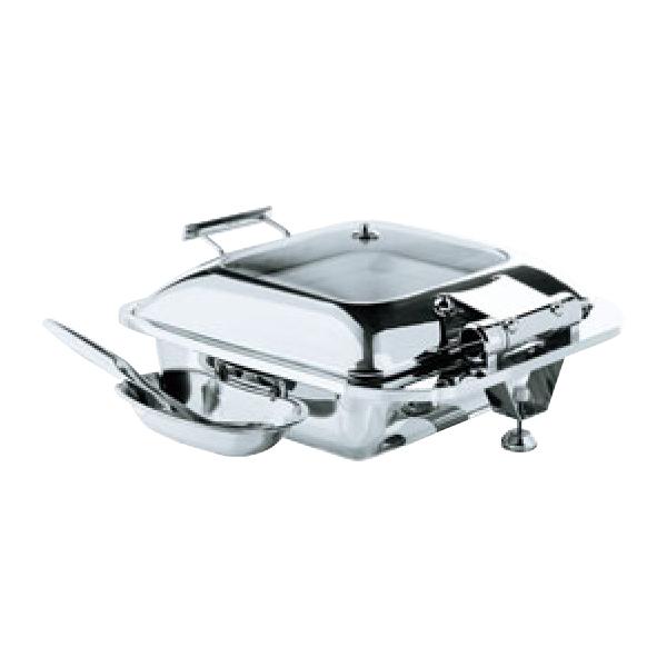 スマートチューフィング 角型(ガラス蓋仕様) 15601 5056600