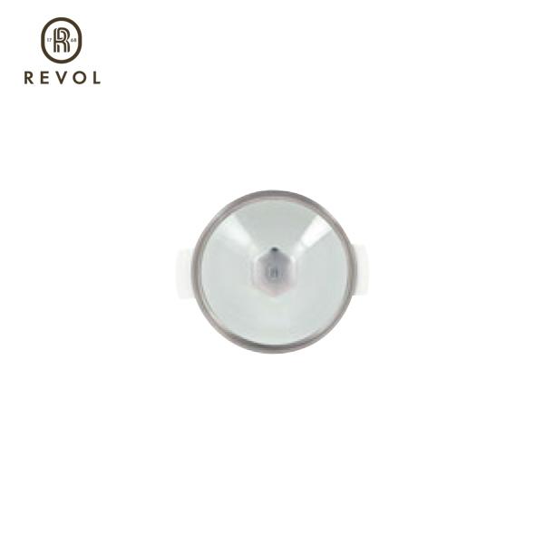 レヴォル:レヴォリューション2 オーバルココット ガラス蓋 649873 32.5cm 7472540