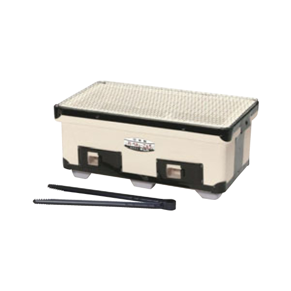 炭用バーベキューコンロ ワイド B-3 5869300