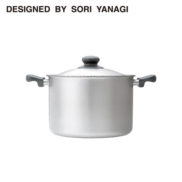 IH両手鍋 深型(つや消し) 2305410
