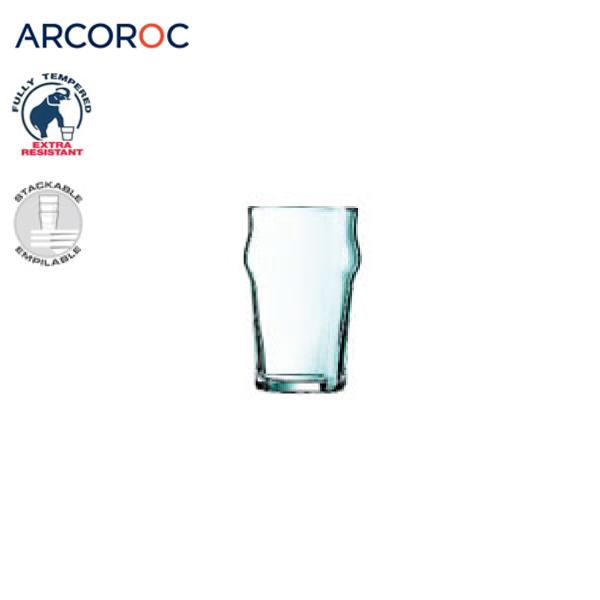 ARCOROC:ノニック タンブラー 10オンス 43716(48個入り) 7178900